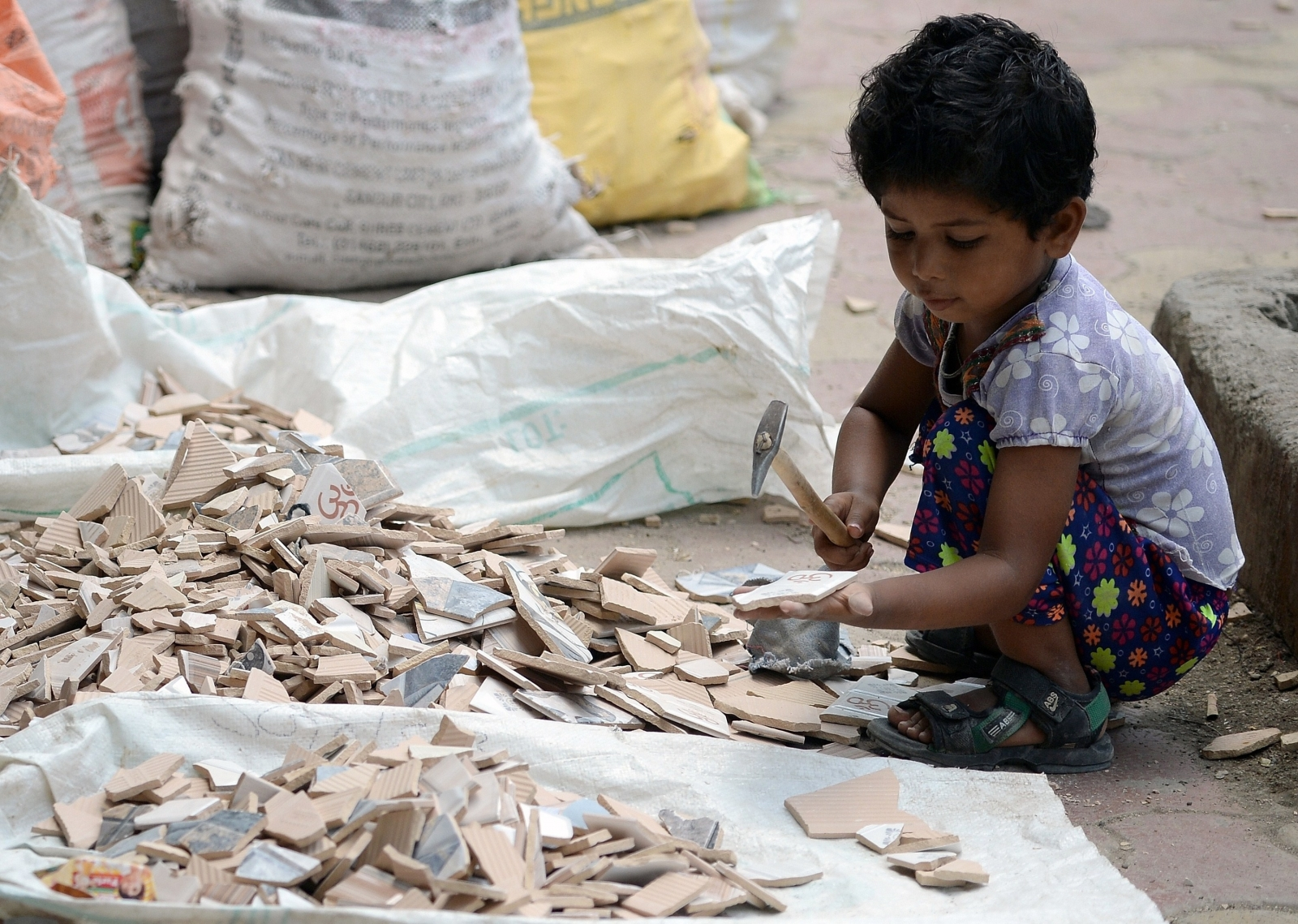 Child labour India