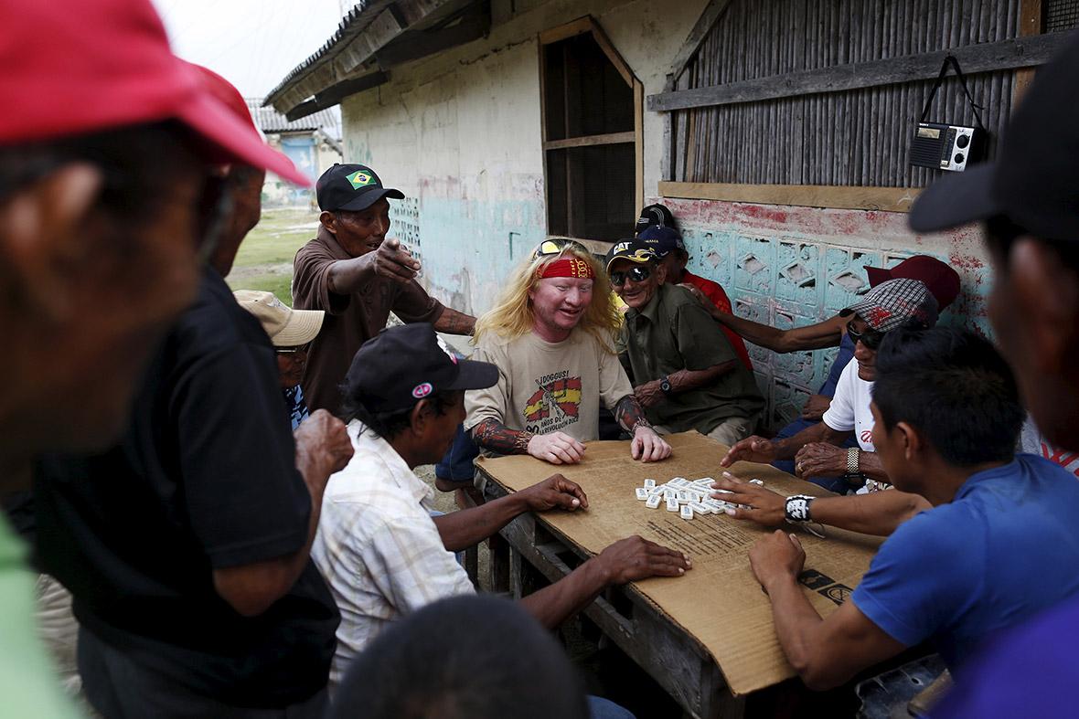 albinos Panama