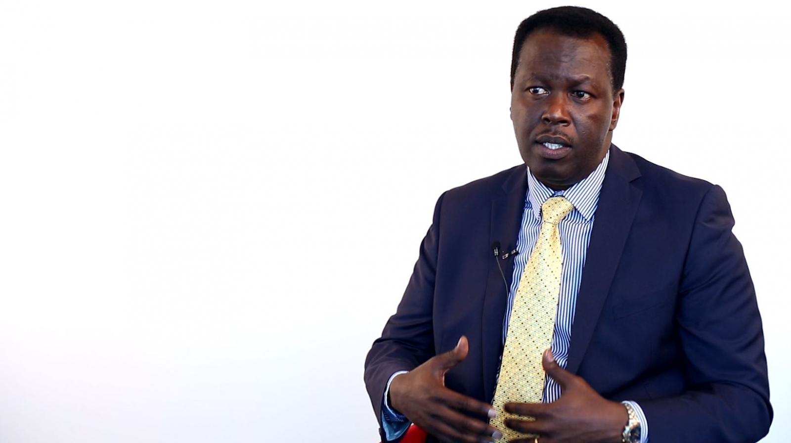 Pacelli Ndukimana Burundi lawyer Interview