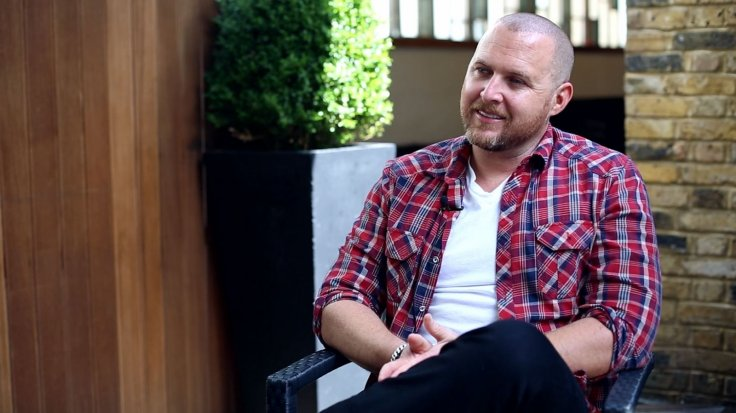 A.J. Buckley Murder in the First Interview