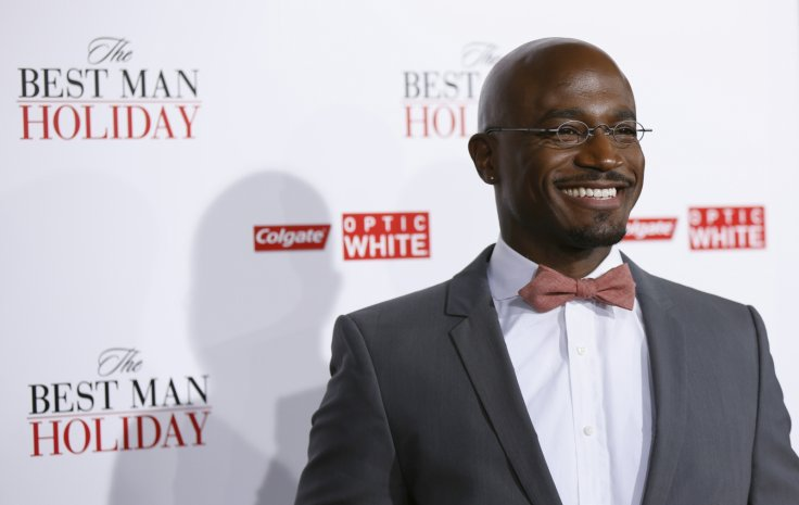 Murder In The First actor Taye Diggs