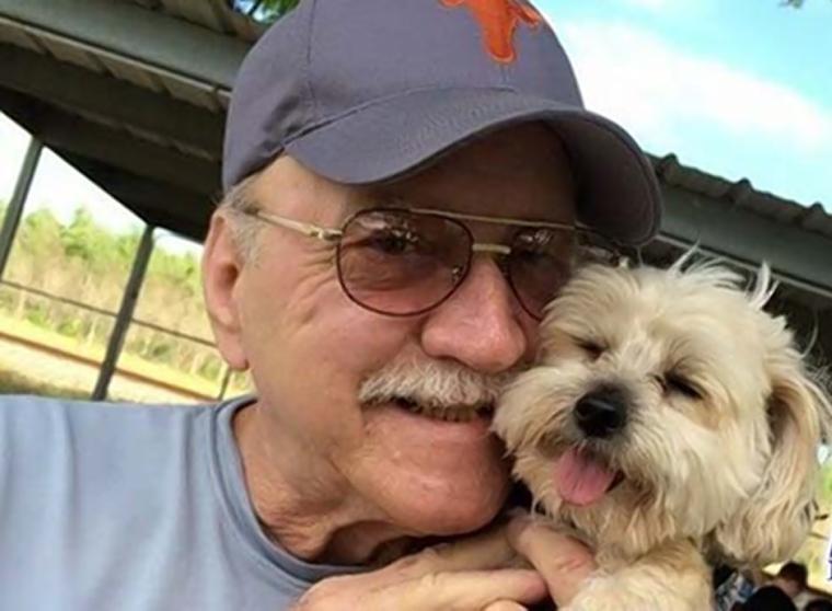 Man and dog die in car