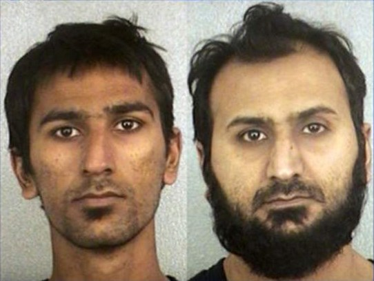 Terrorist brothers jailed