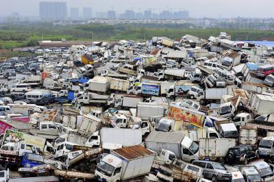 China recycling