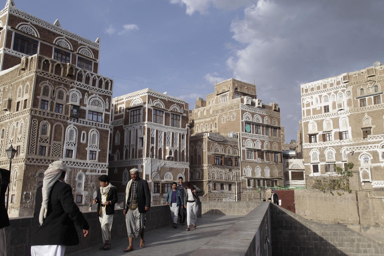 Old Sanaa city