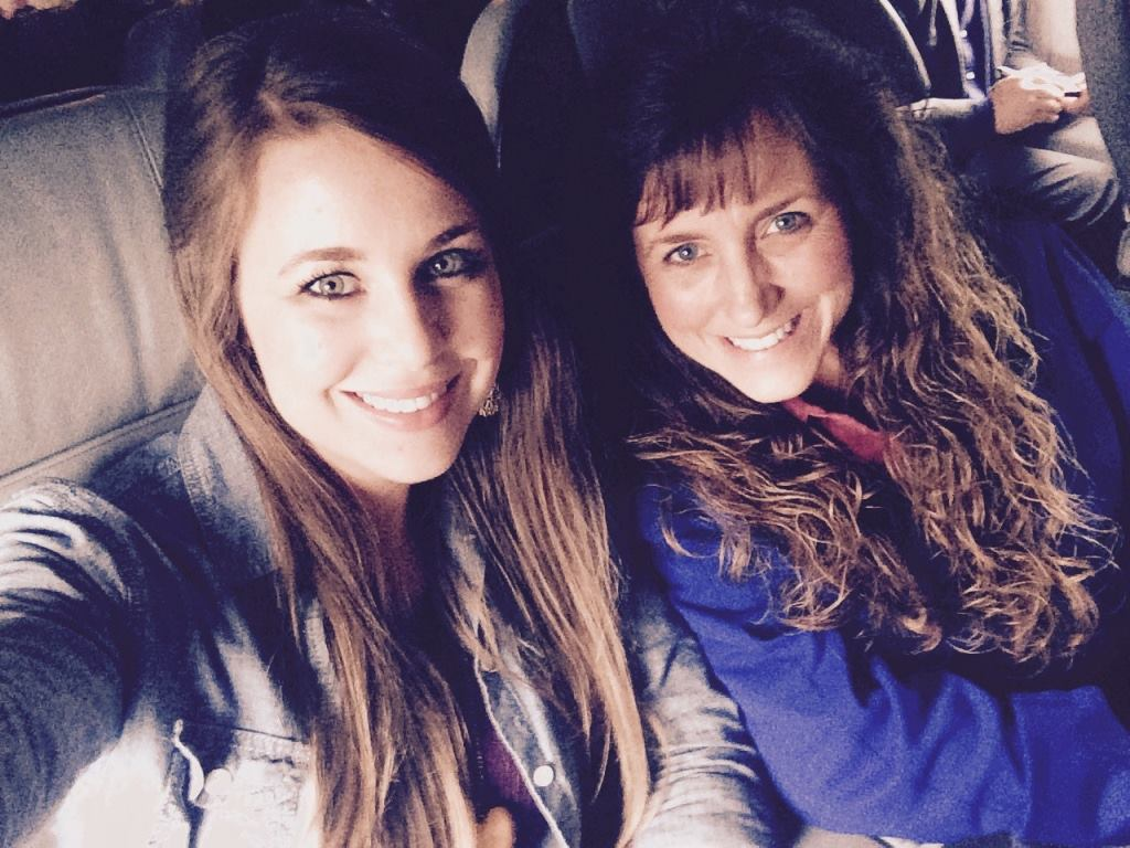 Jana and Michelle Duggar