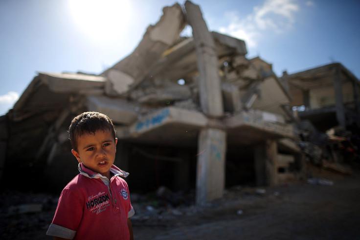 Gaza living in ruins