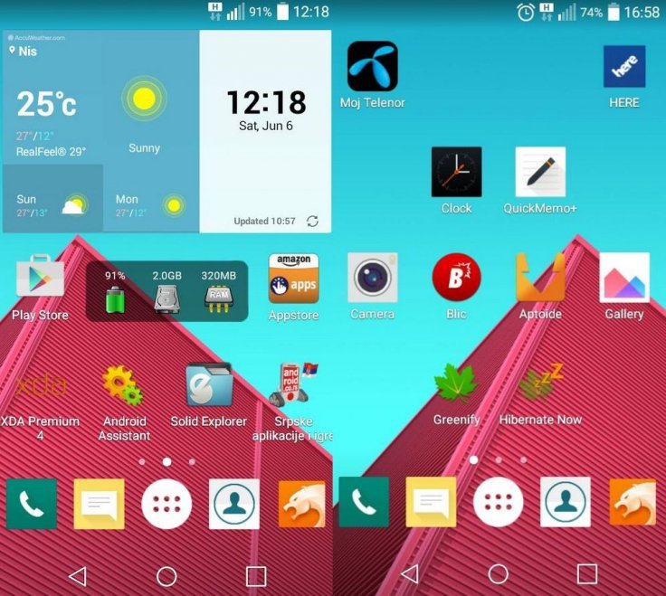 LG G2 Mini receives Android 5 0 2 OTA with build V20a in Europe
