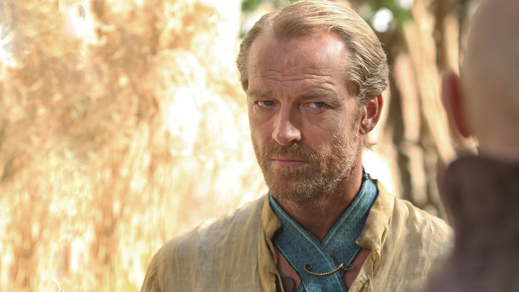 game of thrones season 7 premiere iain glen aka jorah mormont teases an extraordinary script