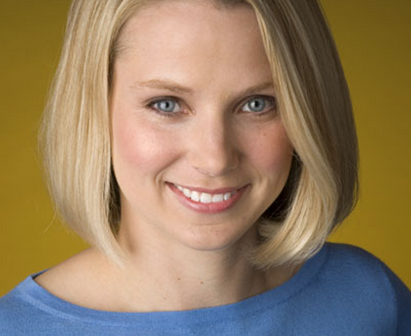Marissa Mayer Twitter CEO