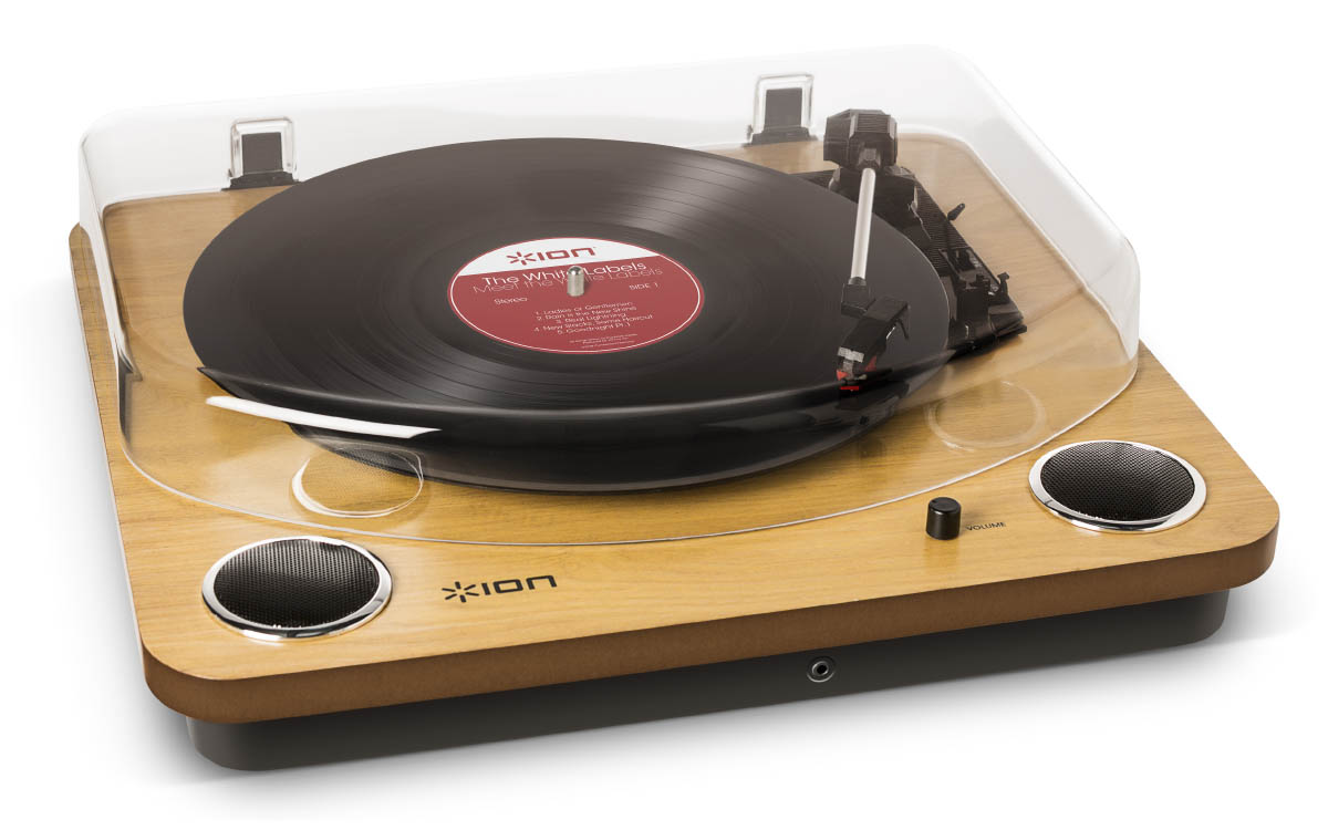 Ion Audio Max LP record player