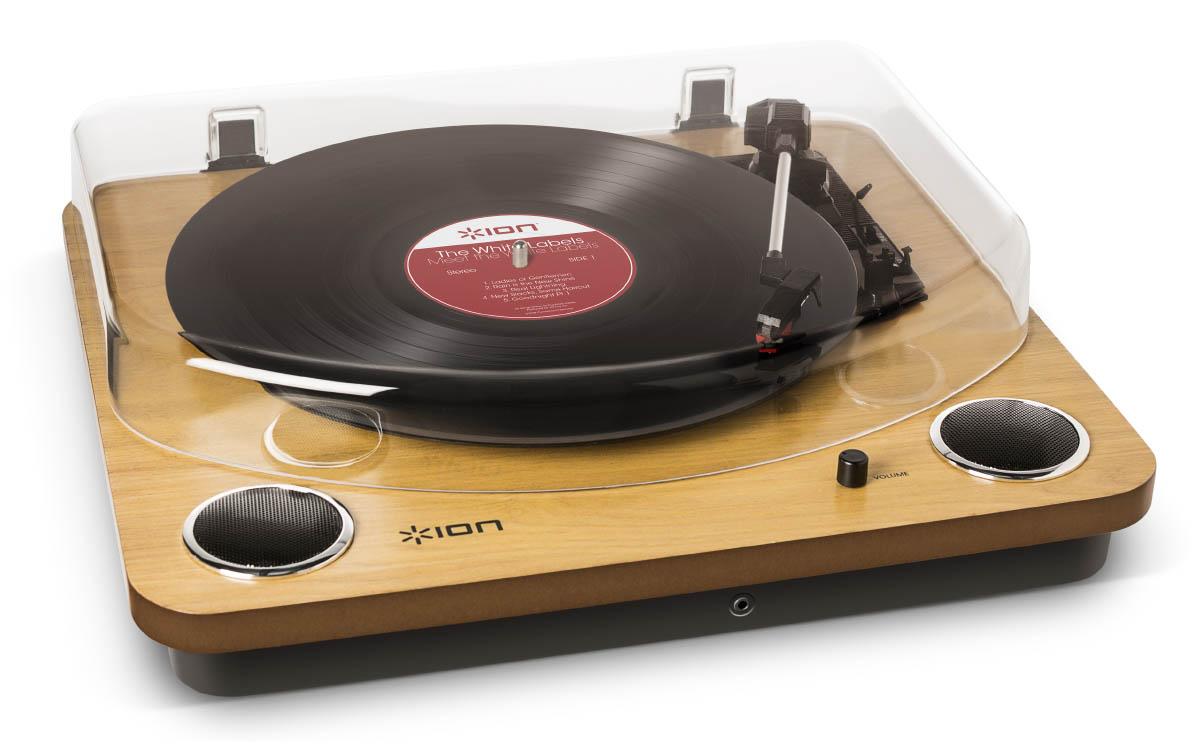 Ion Audio Max LP record player
