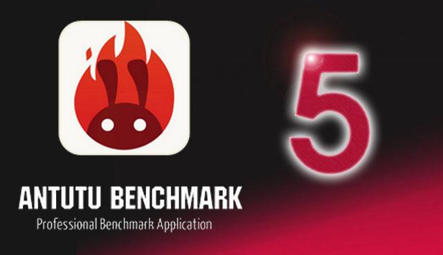 Antutu benchmark v5.7.1