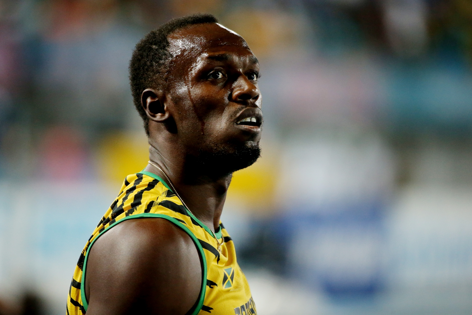 World record holder Usain Bolt sends warning to Justin Gatlin