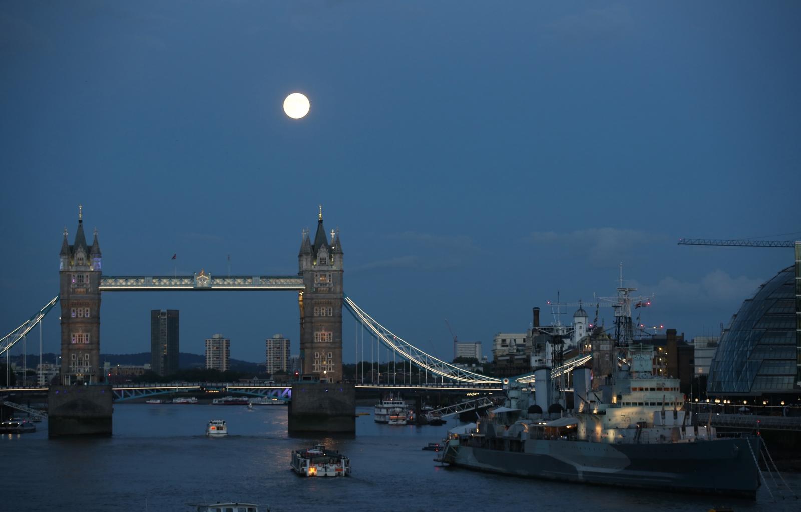 Tower Bridge Murder