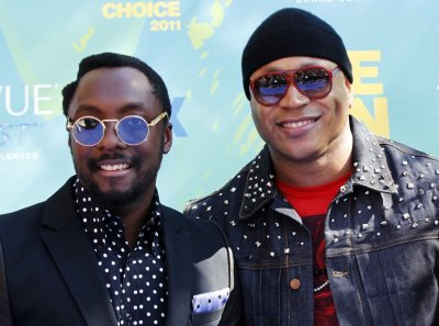 will.i.am and LL Cool J