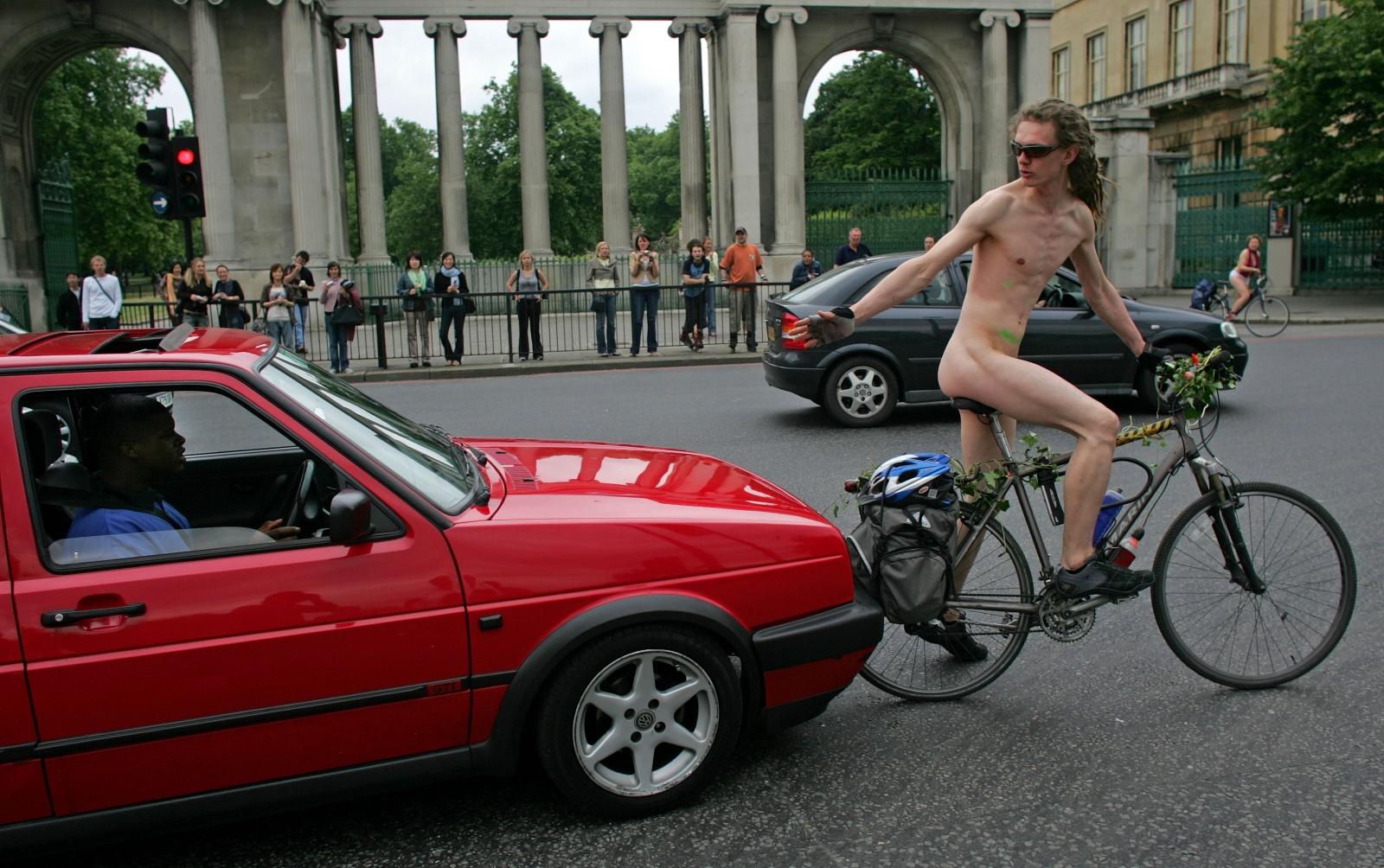 Naked Cycle London
