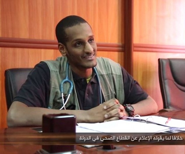 Isis doctor