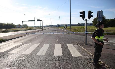 Gothenburg car bomb