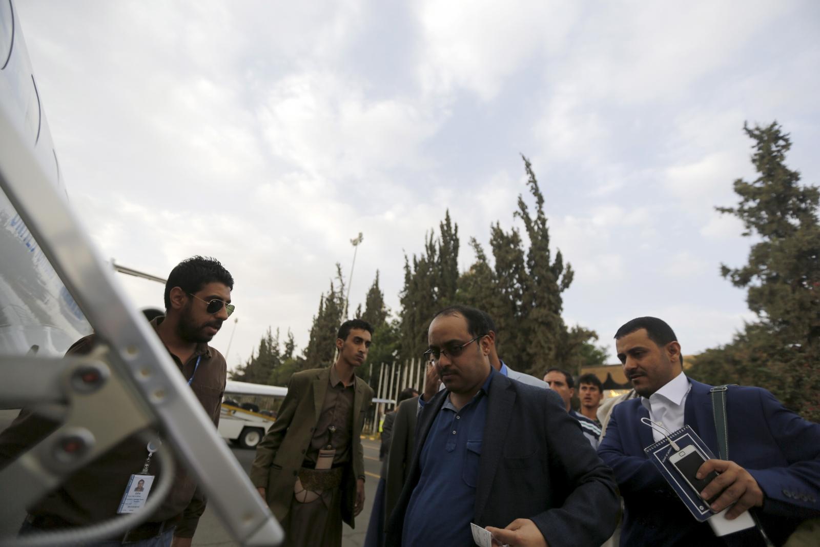 Yemen crisis UN-led peace talks