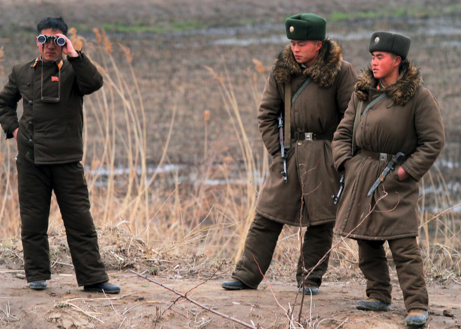 North Korea soldier defects