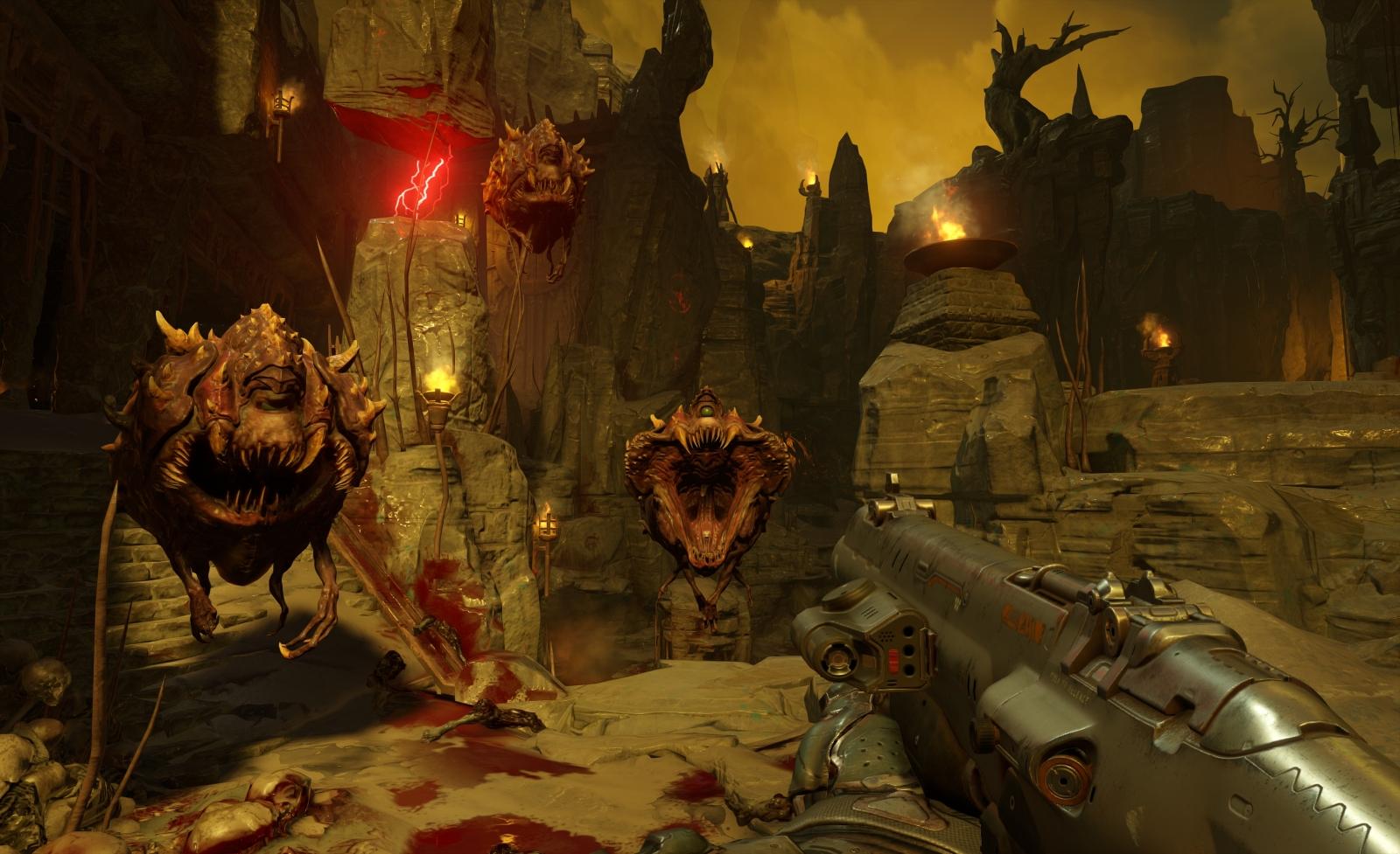 Doom 4 gameplay footage kicks off Bethesda\'s E3 2015 show