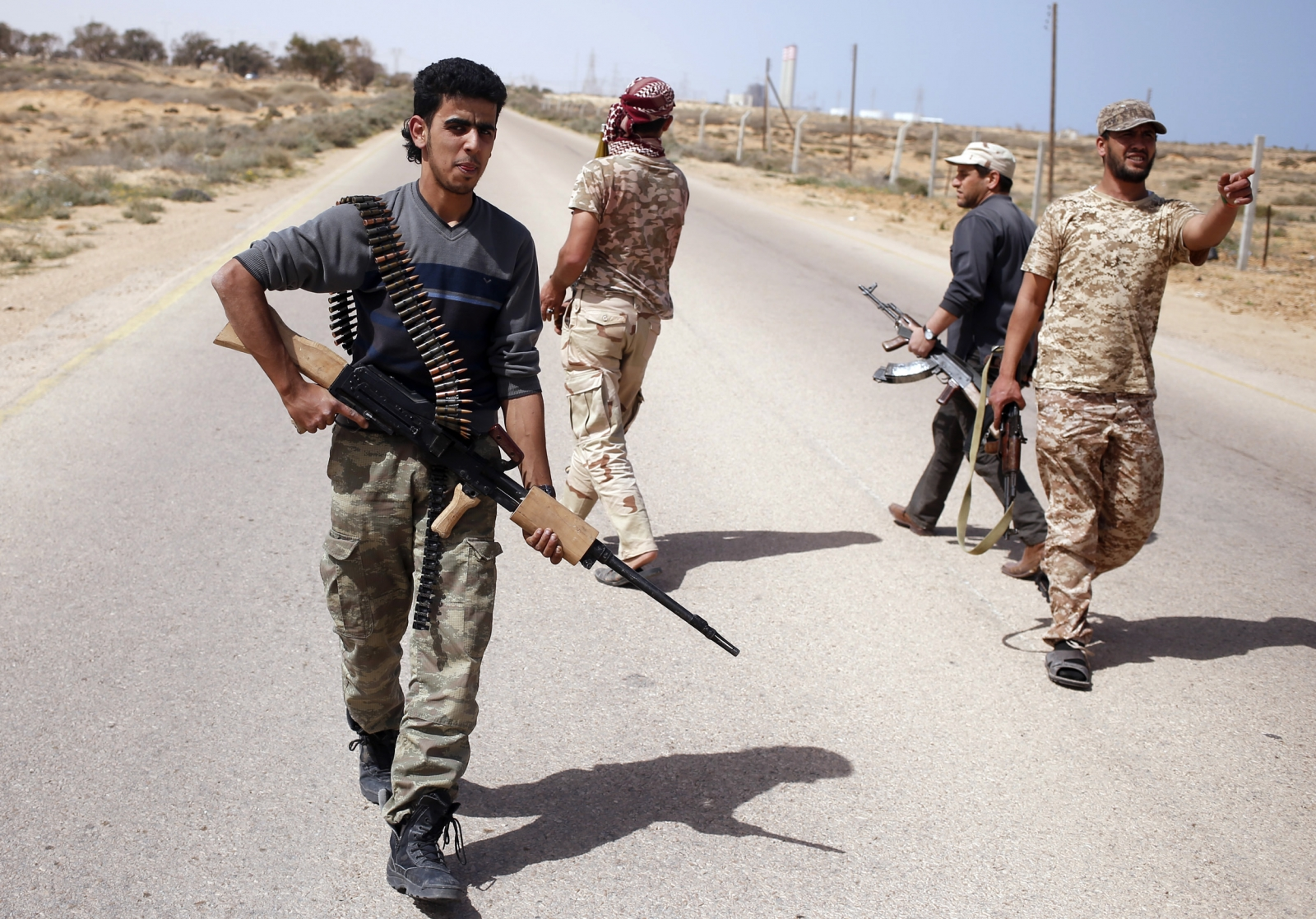 Libya Dawn forces ISIS