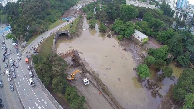 Tbilisi floods