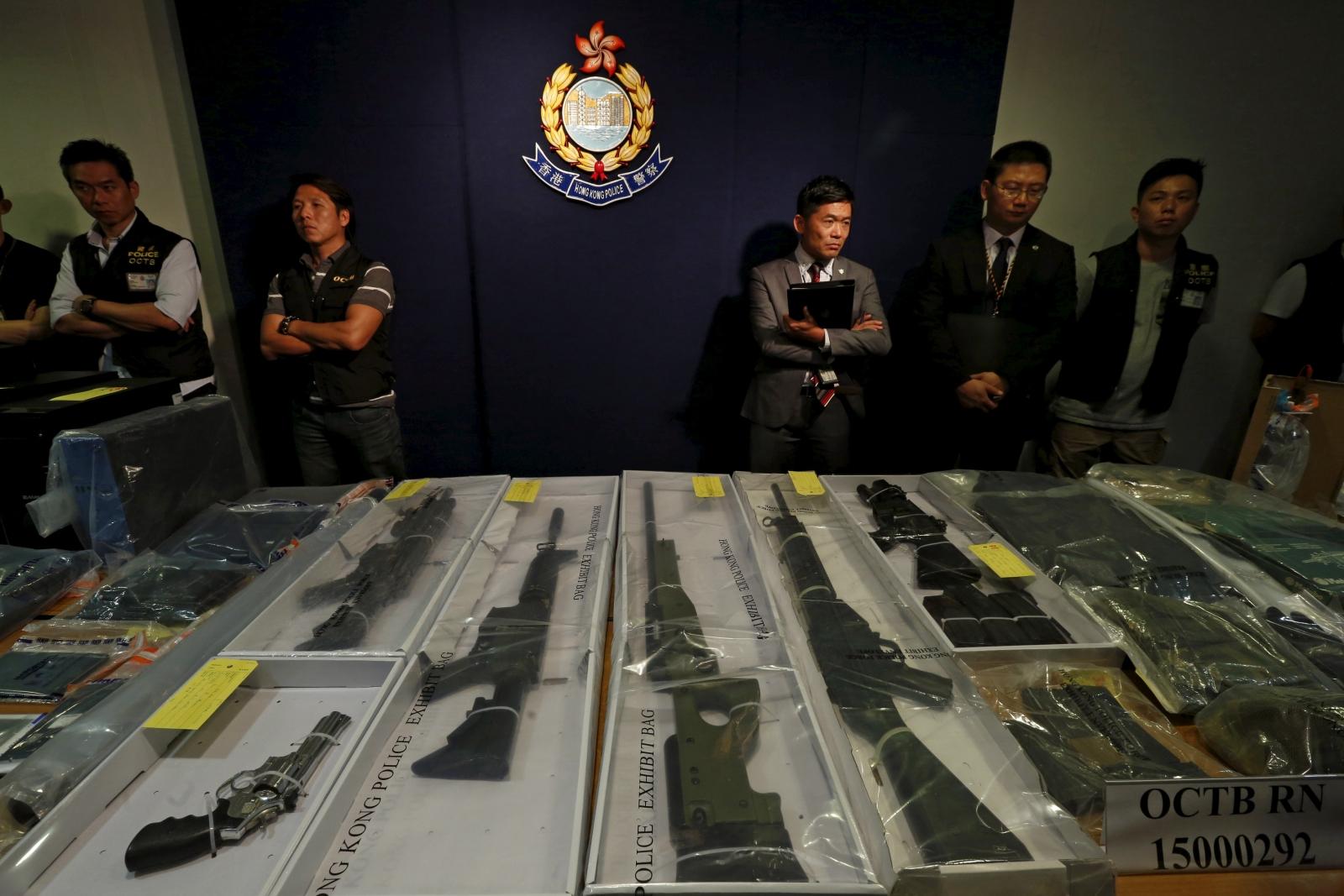 Air Guns in Hong Kong