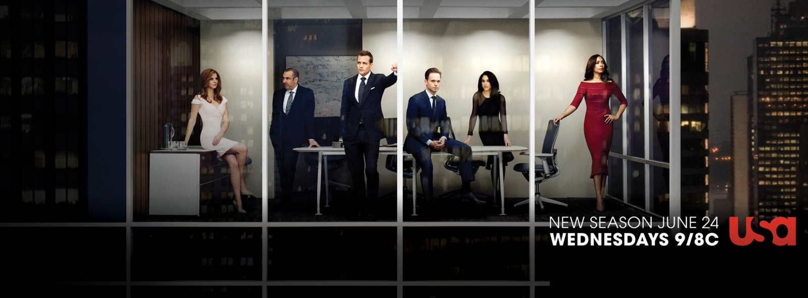 Watch Suits season 5 premiere live online: Harvey and Donna move ...