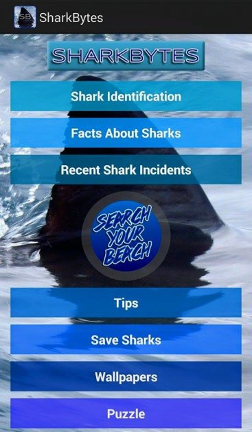 shark attack app