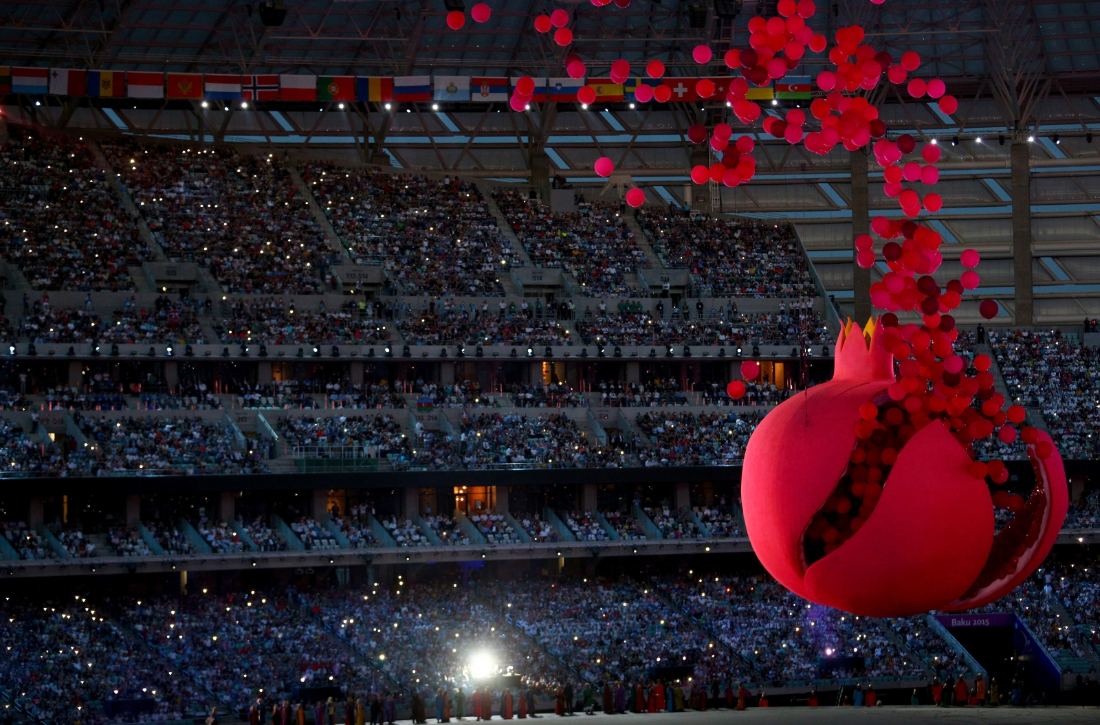 Baku 2015 European Games Azerbaijan