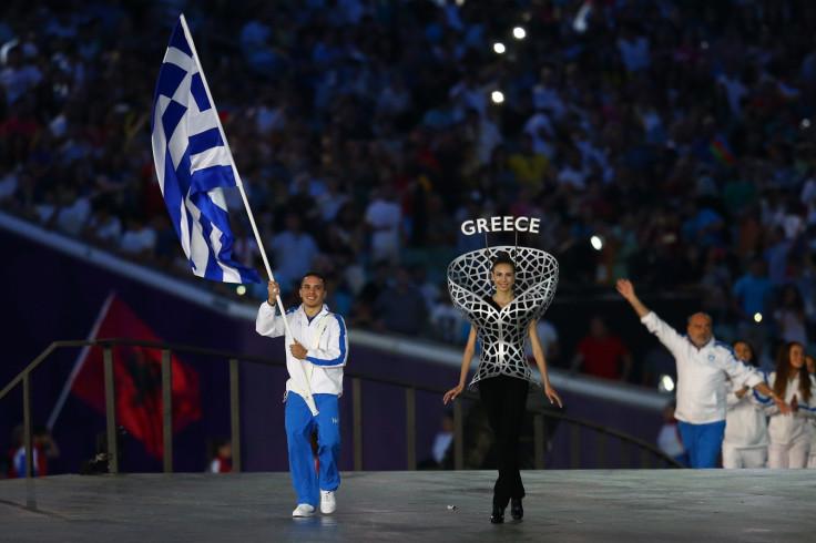 Baku 2015 Opening Ceremony Azerbaijan