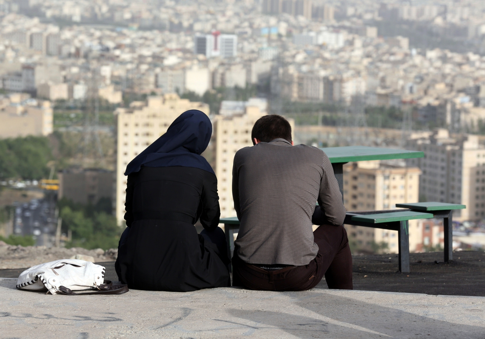 Iran Launches Official Matchmaking Site To Promote Marriage
