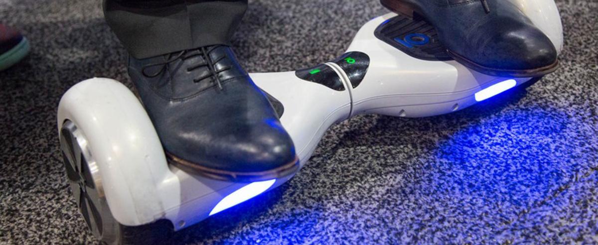IO Hawk electric skateboard