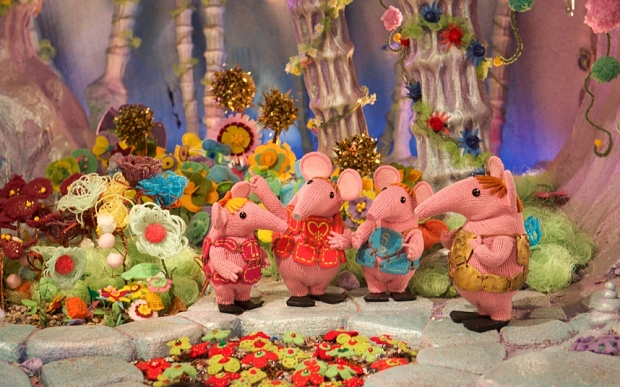 Classic TV show the Clangers