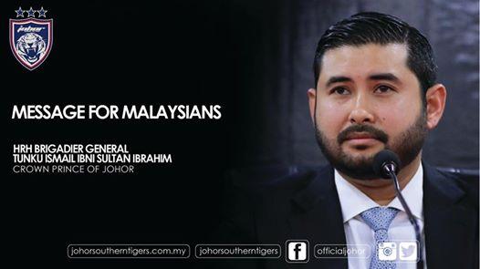 Crown Prince of Johor
