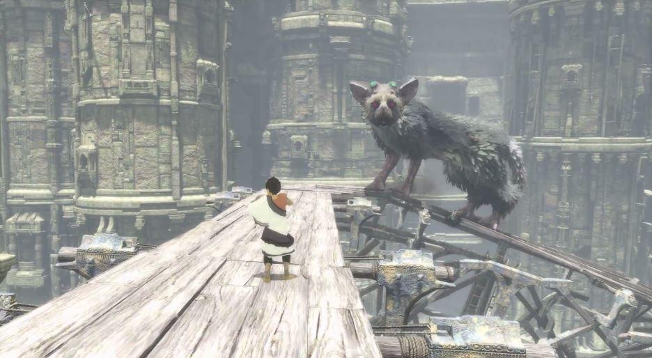 The Last Guardian PS4 E3