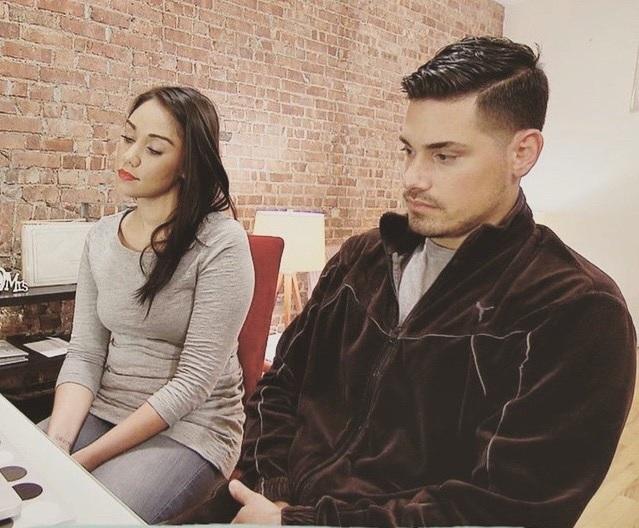 Jessica Castro and Ryan De Nino