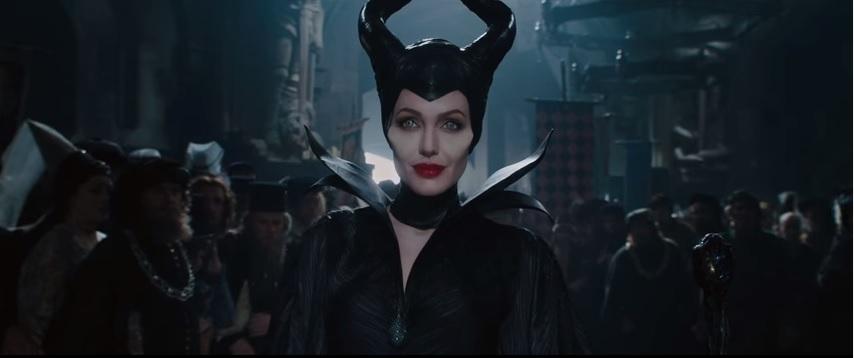 Angelina Jolie in Disney's Maleficent