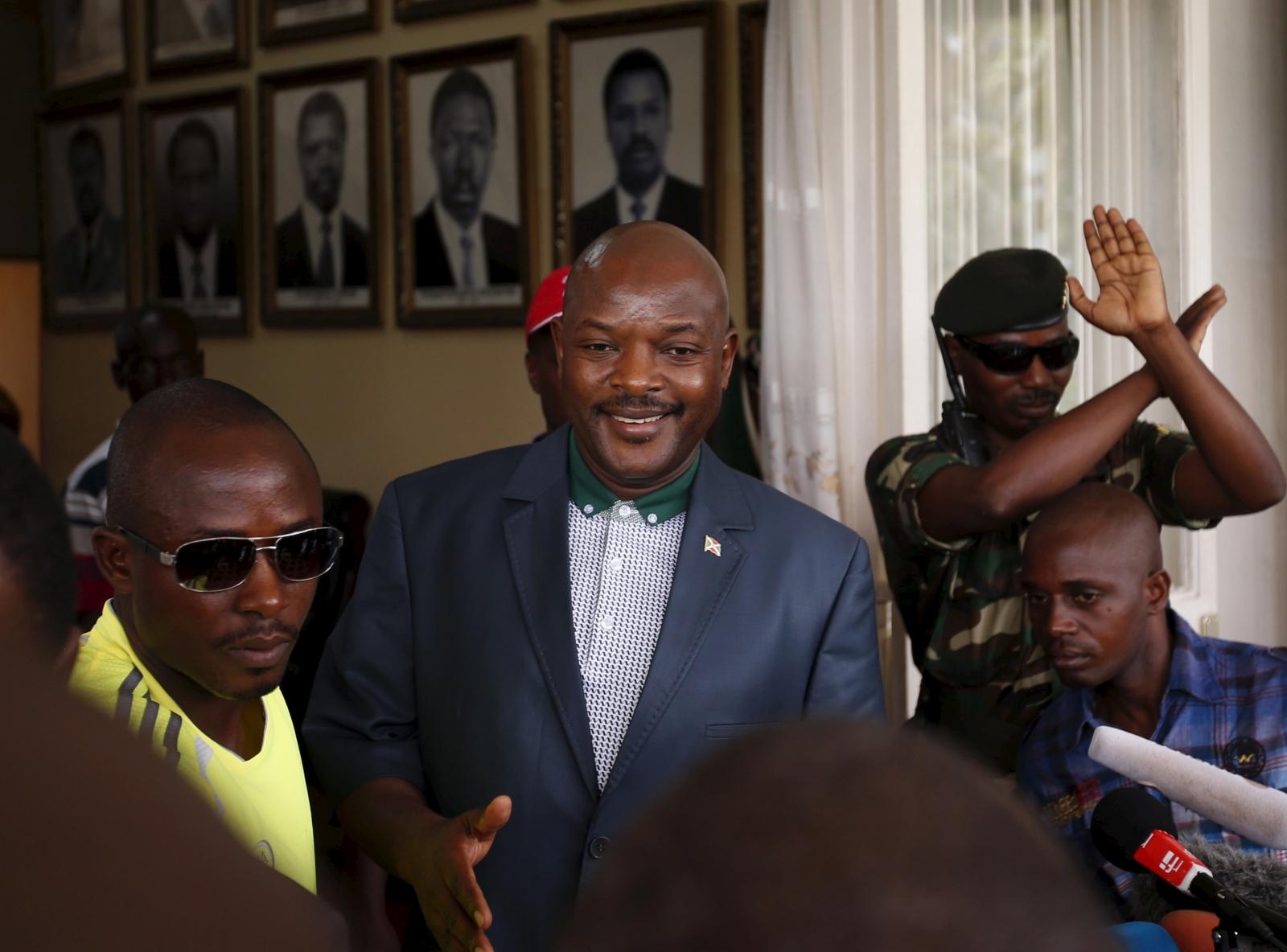 Burundi Nkurunziza
