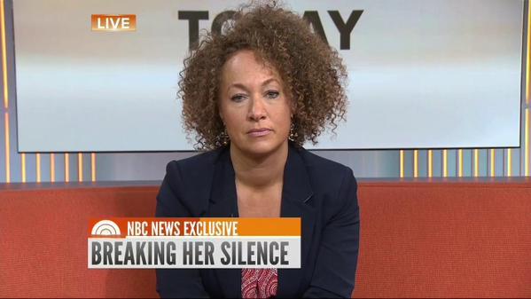 Rachel Dolezal, former NAACP