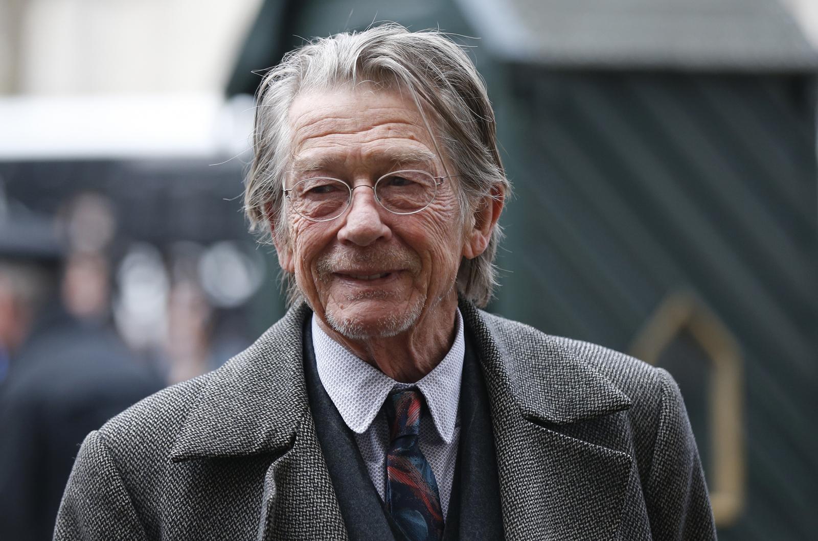 John Hurt diagnosed with pancreatic cancer