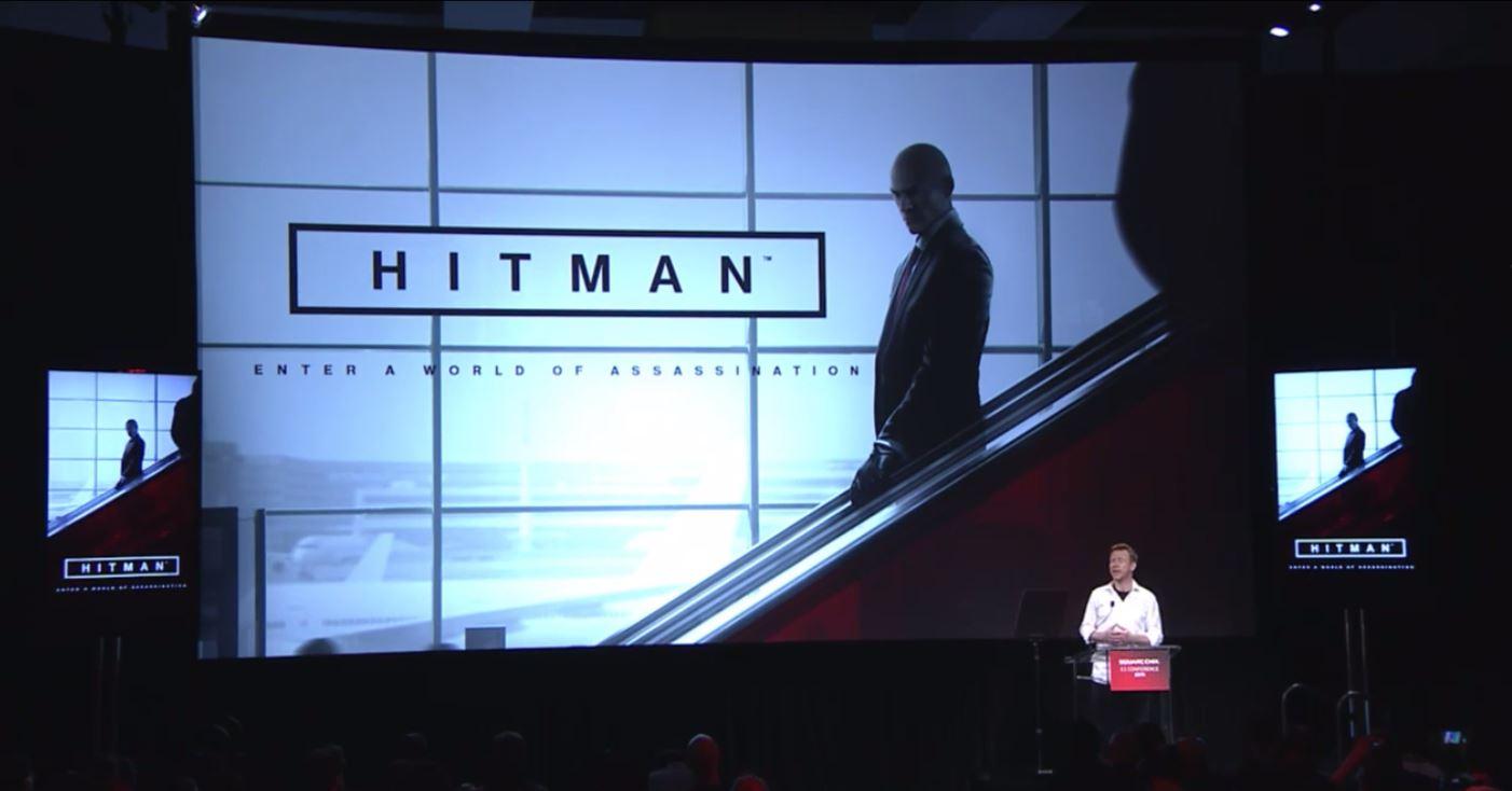 Hitman IO Interactive