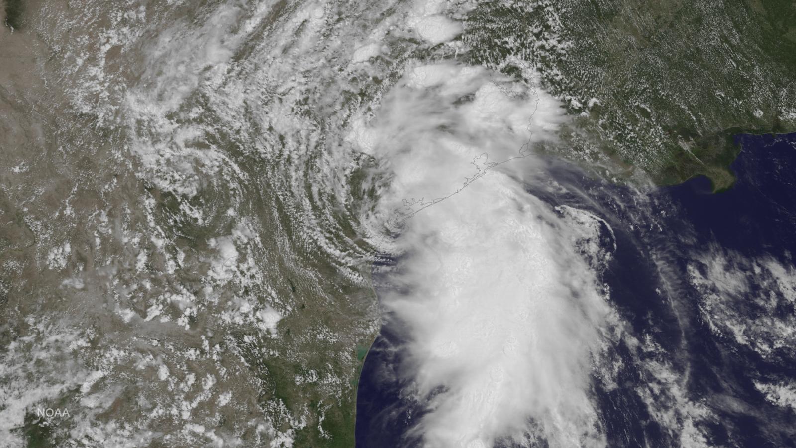 Tropical Storm Bill