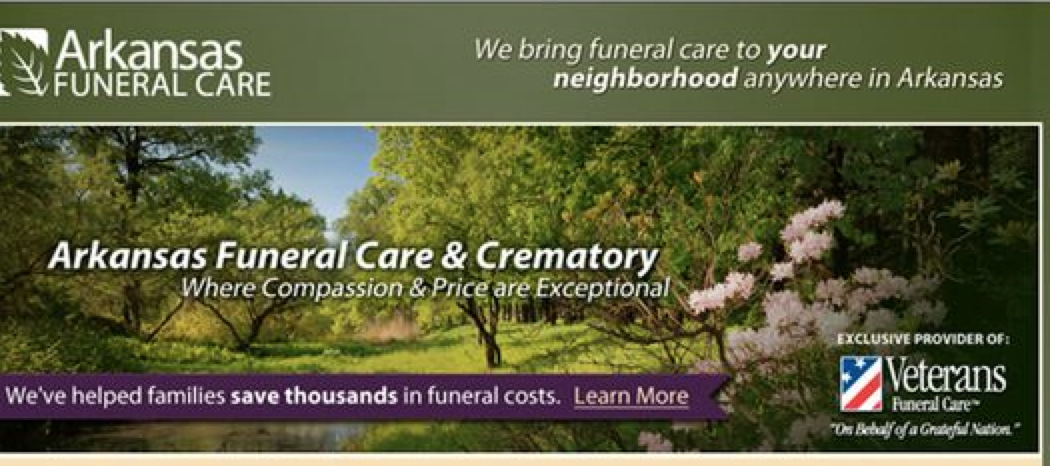 Arkansas Funeral Care home