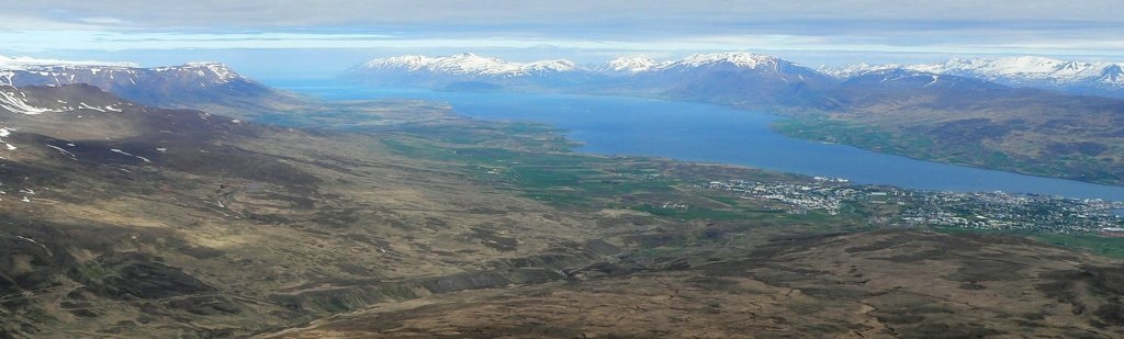 Akureyri in Iceland is the place togo