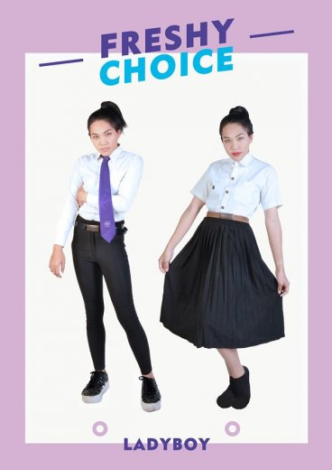 thai transgender uniform2