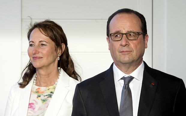 President and ex-partner