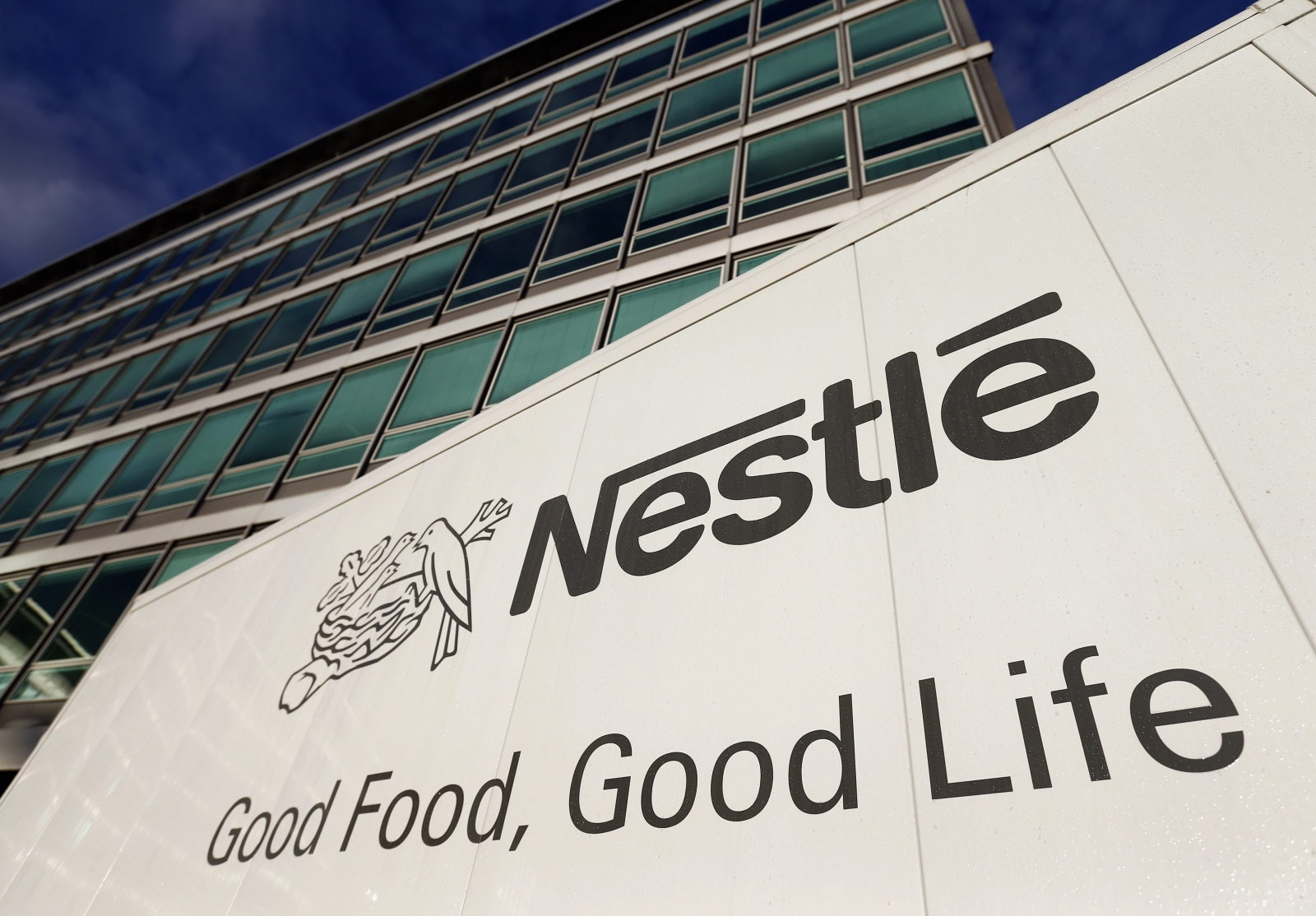 Nestle discovers low-sugar chocolate